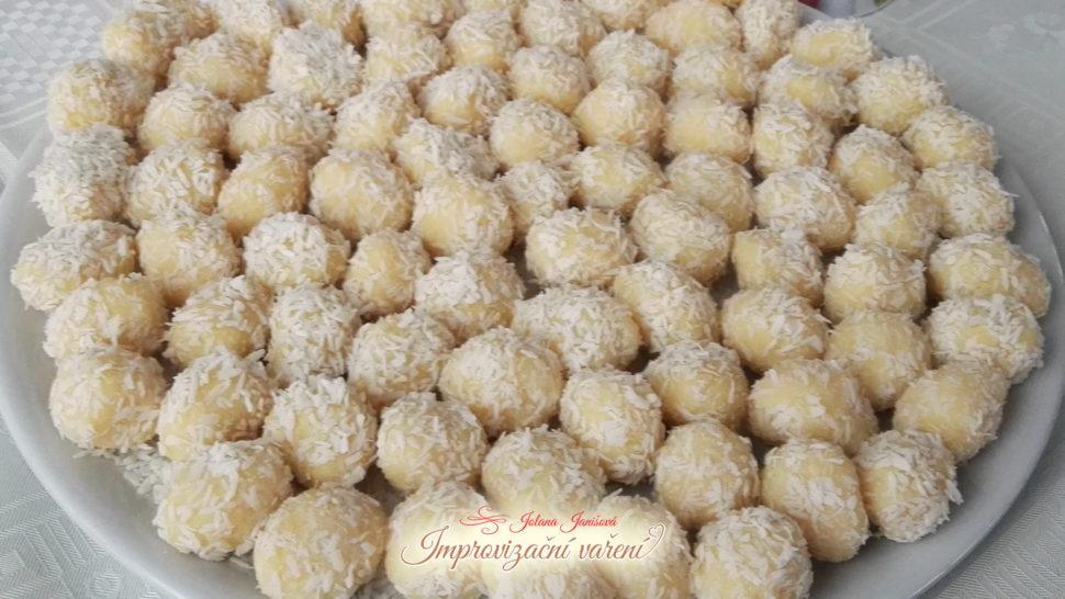 """Recept: """"Joli – kokosky"""" nepečené mlsání na váš sváteční stůl pro zdraví"""