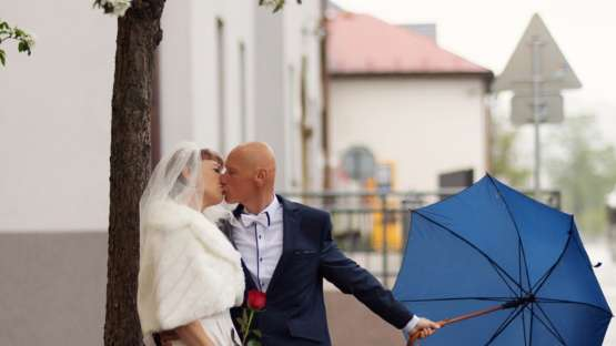 Svatba v době koronavirové